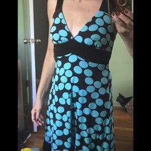 NWOT Cute Polka Dot Dress